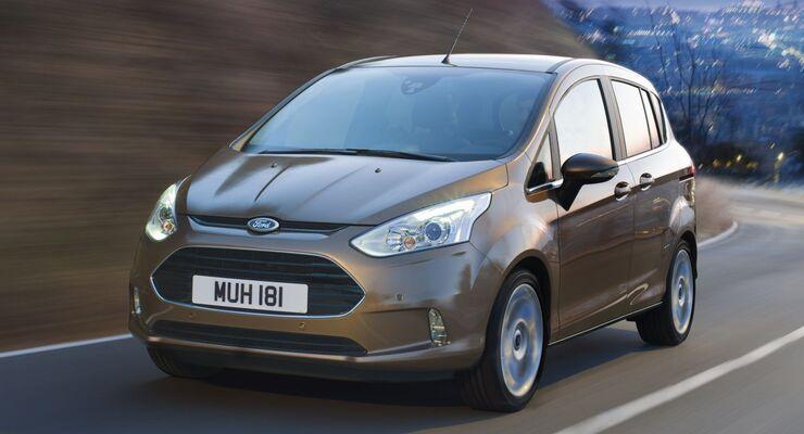 Ford B-Max, 2012, März