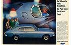 Ford Capri, Werbung