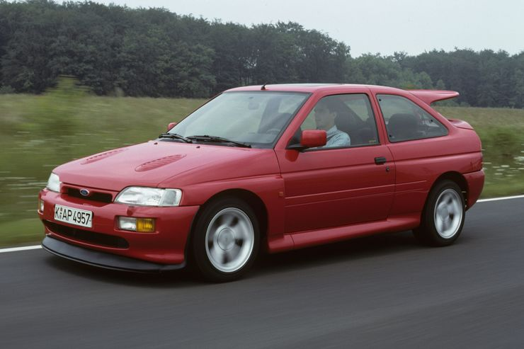 Ford Escort RS Cosworth 4x4 1992
