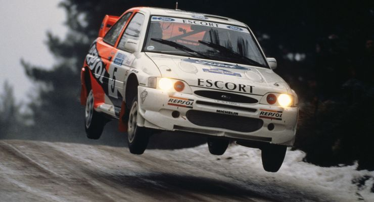 Ford Escort RS Cosworth 4x4 1997
