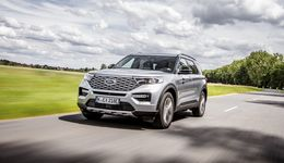 Ford Explorer PHEV 2021