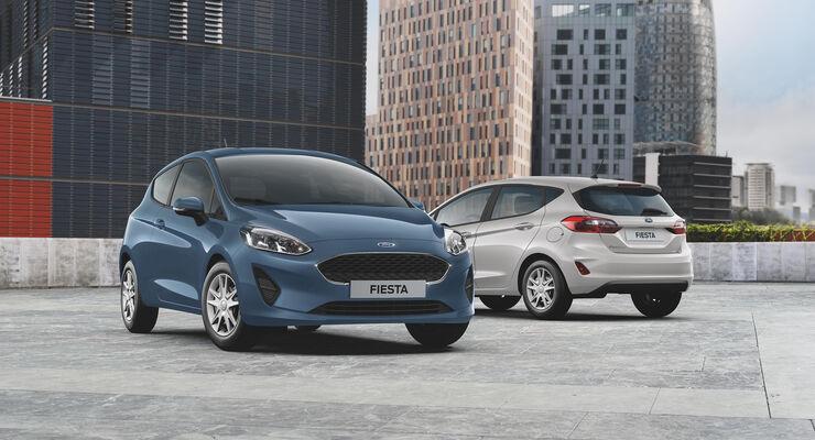 Ford Firmenporträt 2020