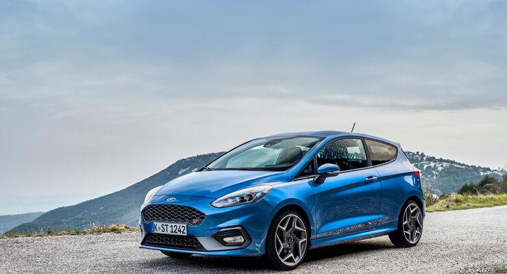 Ford Firmenporträt 2021