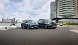 Ford Galaxy und S-Max