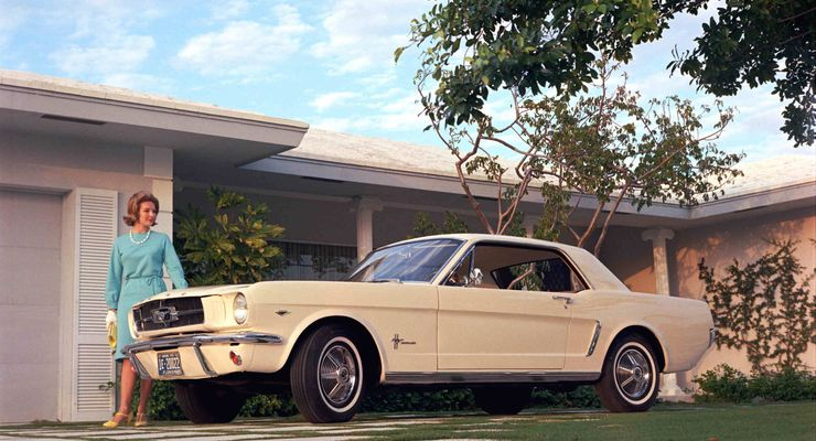 Ford US Mustang