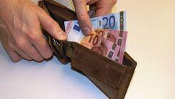 Geld Geldbeutel