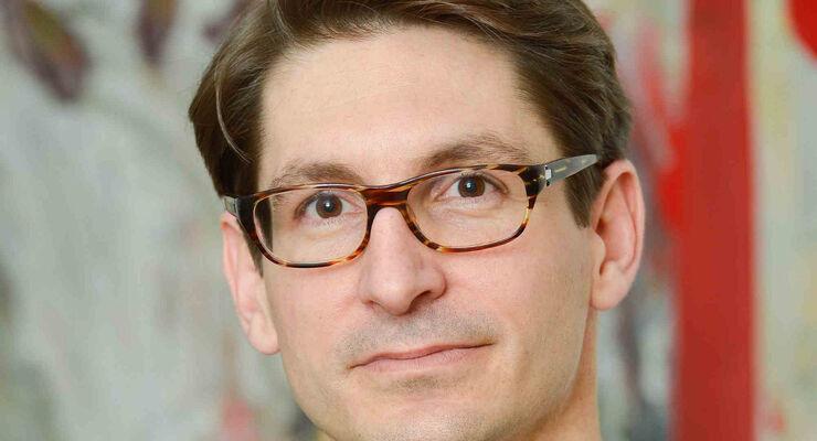 Gero Goetzenberger (38) wird neuer Geschäftsführer von Daimler Fleet Management.