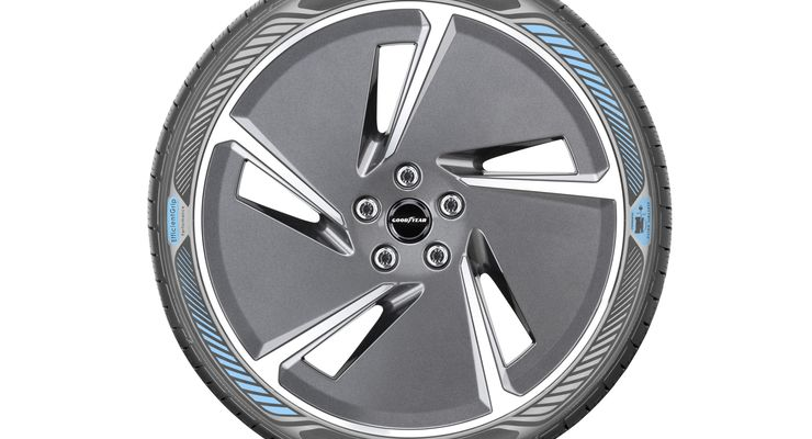 Goodyear Efficient-Grip-Reifen