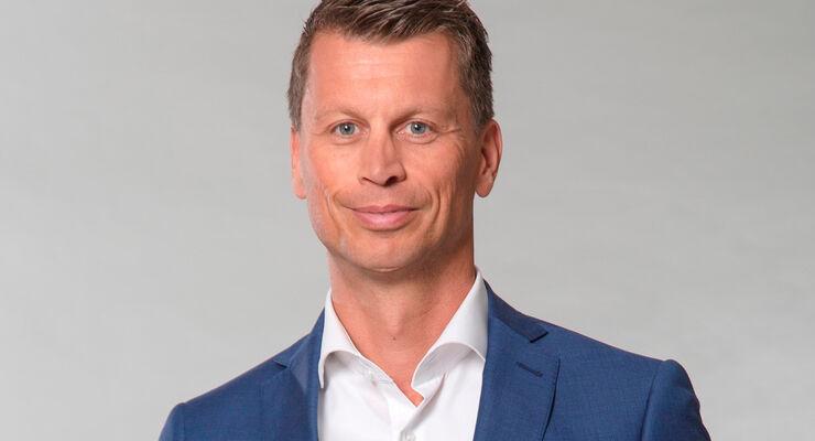 Herrik van der Gaag, GF Volvo Deutschland