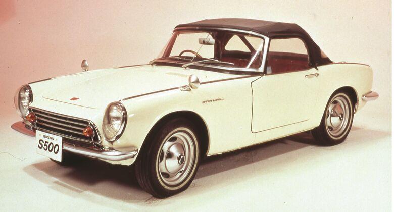 Honda S500 1963