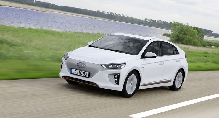 Hyundai Ionic Elektro 2018