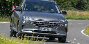 Hyundai Nexo 2020