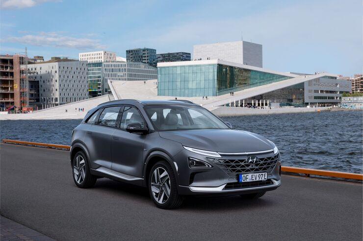 Hyundai Nexo 2021