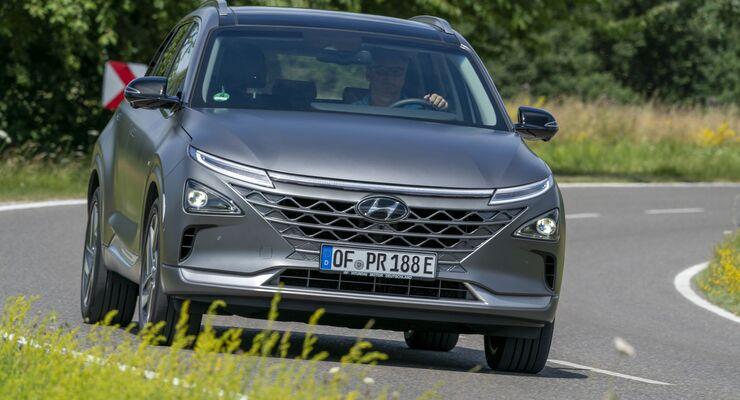 Hyundai Nexo, Fuell Cell, Brennstoffzelle, Wasserstoff