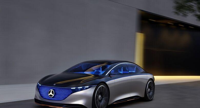IAA: Mercedes EQS