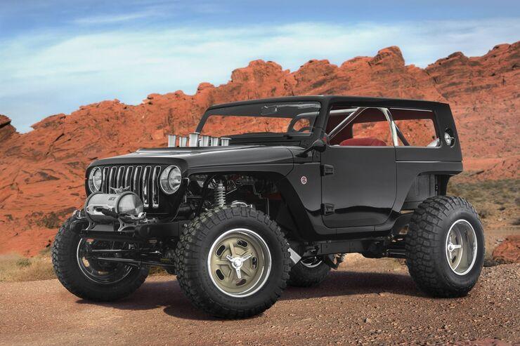 Jeep Quicksand
