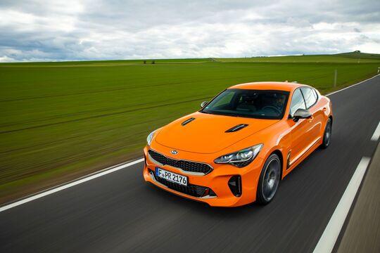 Kia Stinger GT 2021