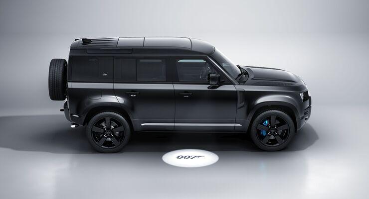 Land Rover Defender V8 Bond Edition 2021