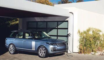 Land Rover Range Rover P400e Plug-in Hybrid 2018