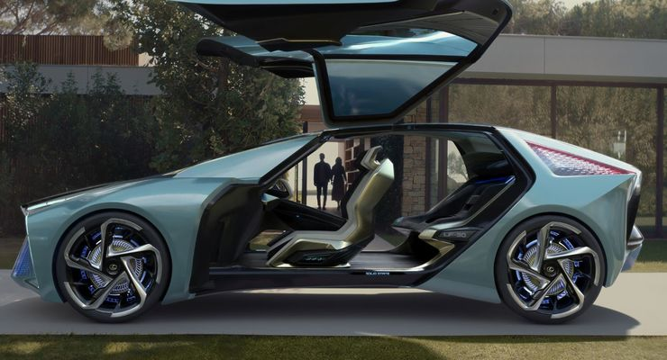 Lexus Concept-Car LF-30 2019