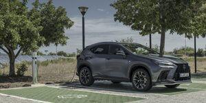 Lexus NX PHEV 2022