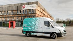 Low Emission Electric Freight Fleets