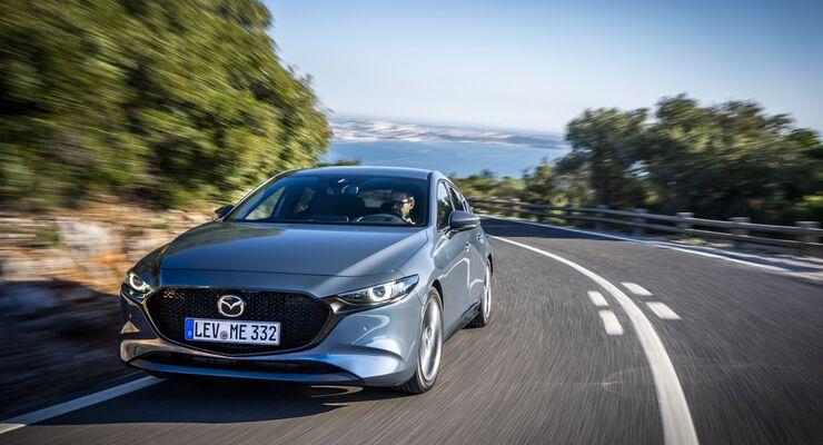 Mazda3 Skyactiv-X 2019