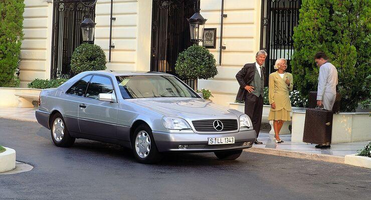 Mercedes 600 SEC C140 1992