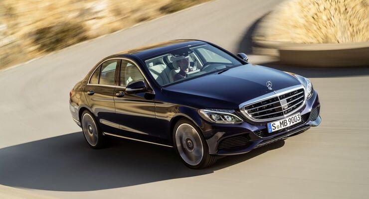 Mercedes C350 e