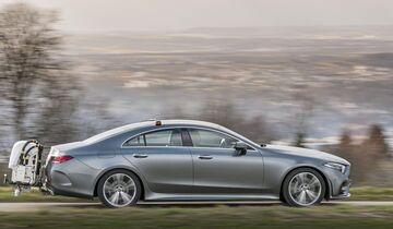 Mercedes CLS Rde