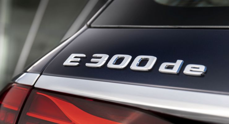 Mercedes E-Klasse 2021, 300 de, Plug-in Hybrid