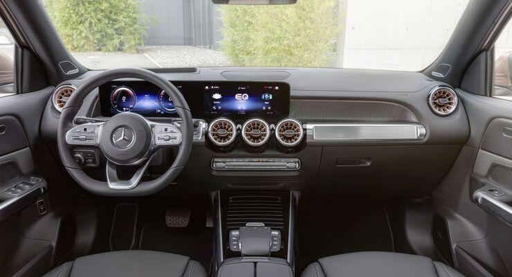 Mercedes-EQ, EQB, X 243, 2021  Mercedes-EQ, EQB, X 243, 2021