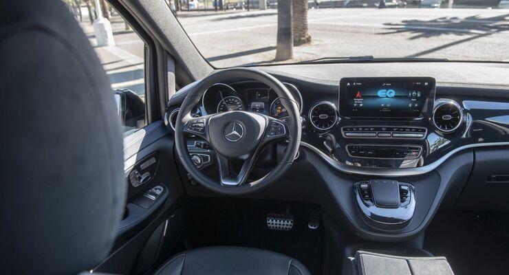 Mercedes EQ V 2019