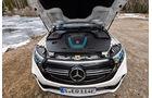 Mercedes EQC, 2019, Elektroauto, E-Auto, motor, elektromotor