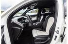 Mercedes EQC, 2019, Elektroauto, E-Auto, sitze, vorne, fahrersitz