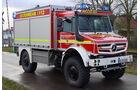 Mercedes Feuerwehr Unimog