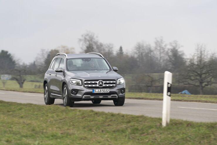 Mercedes GLB 2021