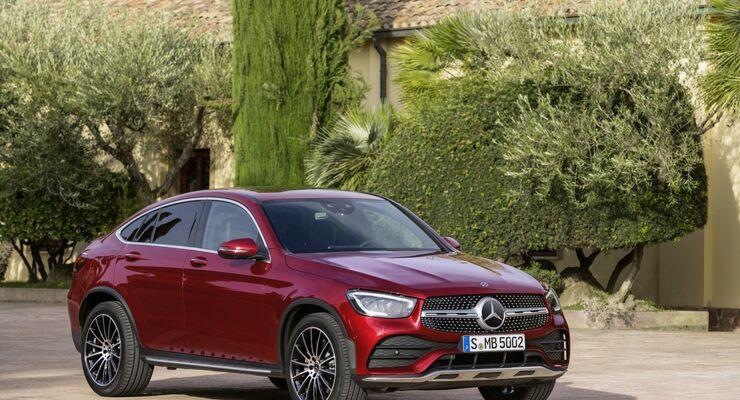 Mercedes GLC Coupé 2019