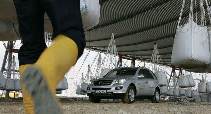 Mercedes ML 320 CDI