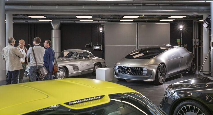 Mercedes Marken 2018
