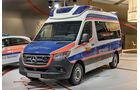Mercedes Polizei Sprinter