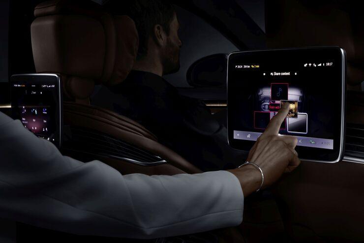 Mercedes-S-Klasse 2021