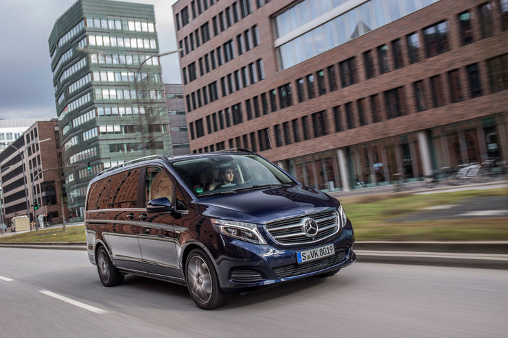 Mercedes, V-Klasse, Van