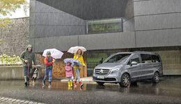 Mercedes V-Klasse und Familie