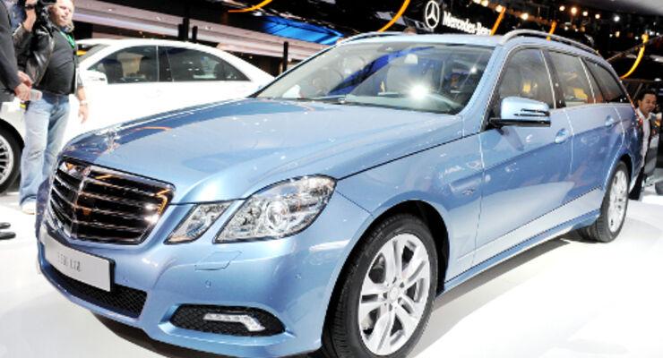 Mercedes ruft Autos zurück