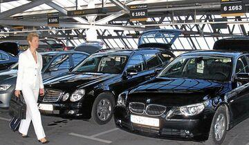 Miete, Mietwagen, Automiete, Autovermietung, Mietauto, Parkplatz
