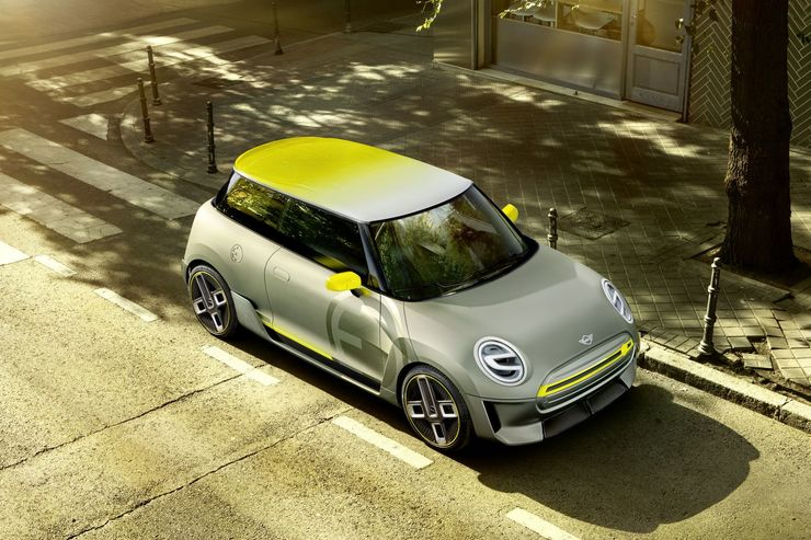 Mini electric concept 2018