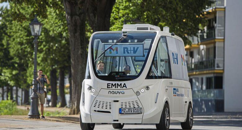 Minibus Emma