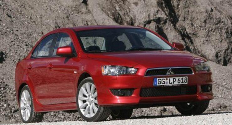 Mitsubishi bietet kostenlose Autogasanlage