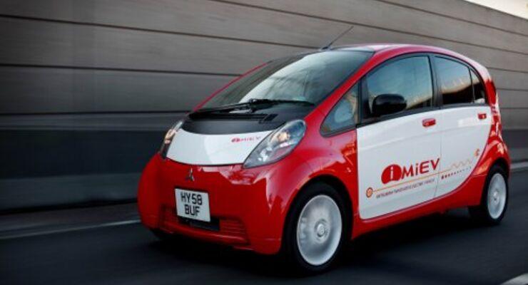Mitsubishi und PSA forcieren Elektroauto